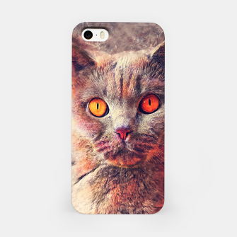 Thumbnail image of cat Gina #cat #kitty Obudowa iPhone, Live Heroes