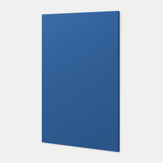 Thumbnail image of Steel Blue flat Color Canvas, Live Heroes