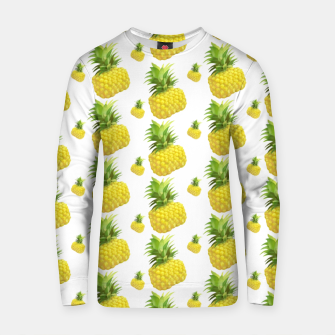 Thumbnail image of XiaoTieJun Pineapple Cotton sweater, Live Heroes