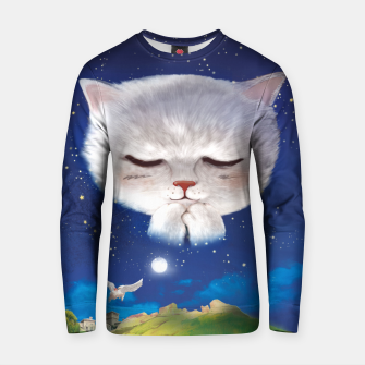 Thumbnail image of Pray Cotton sweater, Live Heroes