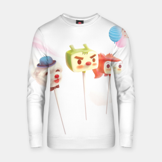 Thumbnail image of Lolipop Cotton sweater, Live Heroes