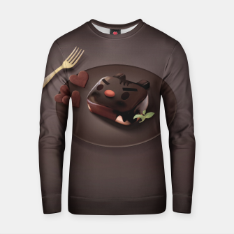 Imagen en miniatura de Chocolate Brownie Cotton sweater, Live Heroes