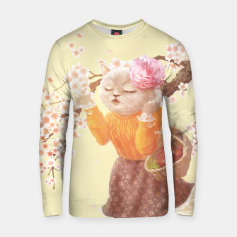 Thumbnail image of Diva Cotton sweater, Live Heroes