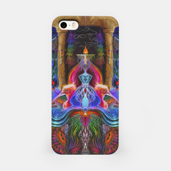 Thumbnail image of Lyra & The Creancients iPhone Case, Live Heroes