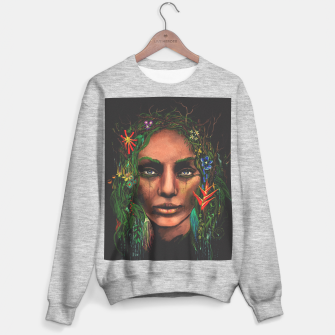 Miniatur One With Nature | The Rainforest Sweater regular, Live Heroes