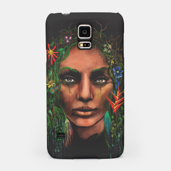 Miniatur One With Nature | The Rainforest Samsung Case, Live Heroes