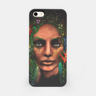 Miniatur One With Nature | The Rainforest iPhone Case, Live Heroes