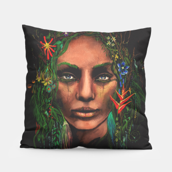 Miniatur One With Nature | The Rainforest Pillow, Live Heroes