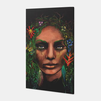Miniatur One With Nature | The Rainforest Canvas, Live Heroes