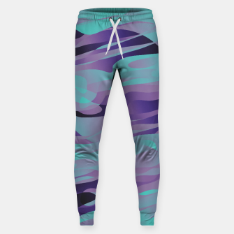 Miniatur Nightly Mirage Cotton sweatpants, Live Heroes