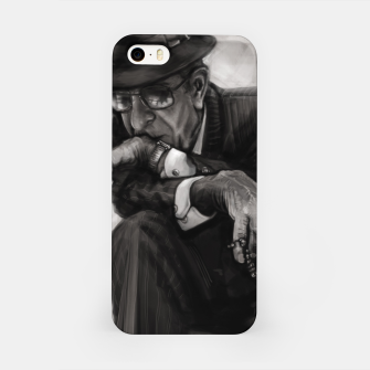 Leonard Cohen iPhone Case thumbnail image