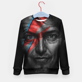 Thumbnail image of David Bowie Kid's sweater, Live Heroes