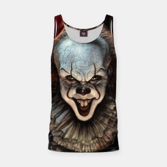 Thumbnail image of Pennywise Tank Top, Live Heroes