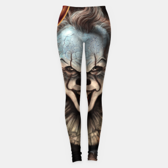 Thumbnail image of Pennywise Leggings, Live Heroes