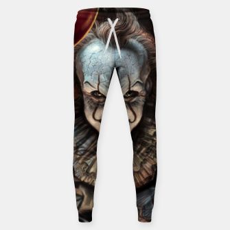 Thumbnail image of Pennywise Cotton sweatpants, Live Heroes