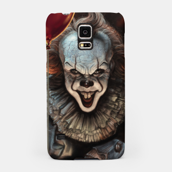 Pennywise Samsung Case thumbnail image
