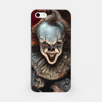Thumbnail image of Pennywise iPhone Case, Live Heroes