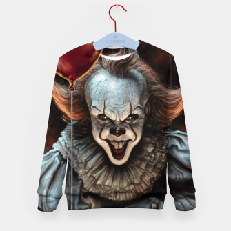 Thumbnail image of Pennywise Kid's sweater, Live Heroes