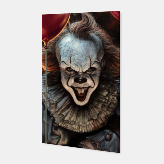 Thumbnail image of Pennywise Canvas, Live Heroes
