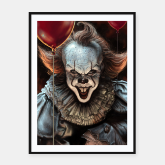 Pennywise Framed poster thumbnail image