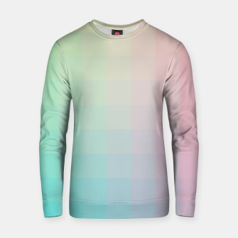 Miniaturka Lumen, Pink and Teal Glow Cotton sweater, Live Heroes
