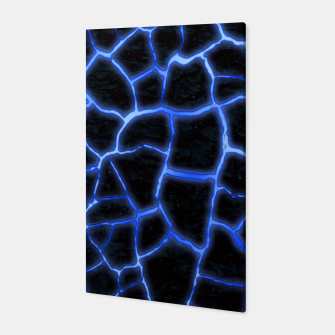 Miniatur Blue Inferno Magma Canvas, Live Heroes