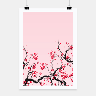 Miniaturka Cherry Blossom Poster, Live Heroes