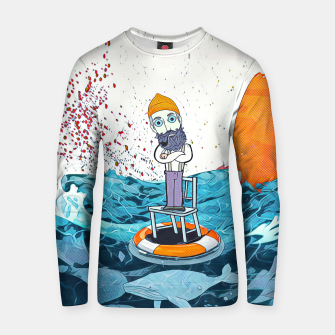 Thumbnail image of Whale Cotton sweater, Live Heroes