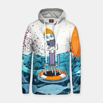 Thumbnail image of Whale Cotton hoodie, Live Heroes