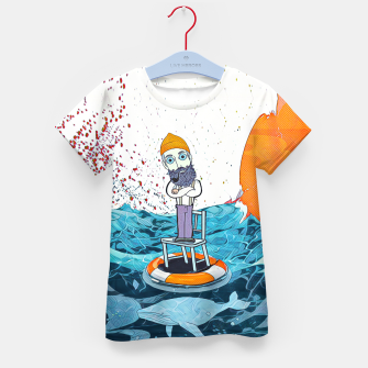 Thumbnail image of Whale Kid's t-shirt, Live Heroes