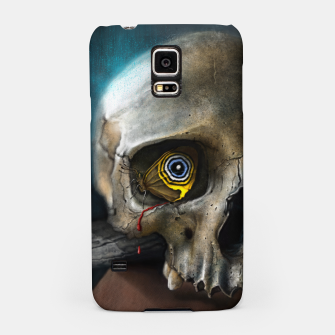 Thumbnail image of Butterfly Skull Samsung Case, Live Heroes