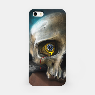 Thumbnail image of Butterfly Skull iPhone Case, Live Heroes