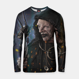 Thumbnail image of The Seer Cotton sweater, Live Heroes