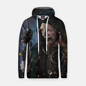 Thumbnail image of The Seer Cotton hoodie, Live Heroes