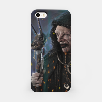 Thumbnail image of The Seer iPhone Case, Live Heroes