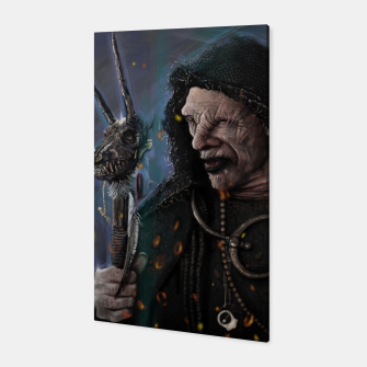 Thumbnail image of The Seer Canvas, Live Heroes