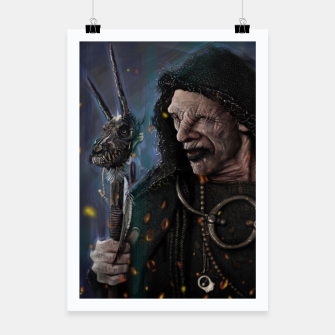 Thumbnail image of The Seer Poster, Live Heroes