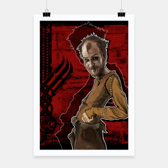 Thumbnail image of Floki I Poster, Live Heroes