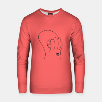 Thumbnail image of FACEPALM Cotton sweater, Live Heroes