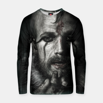 Thumbnail image of Floki III Cotton sweater, Live Heroes