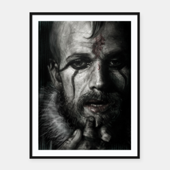 Thumbnail image of Floki III Framed poster, Live Heroes