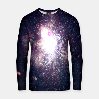 Miniaturka Galaxy Space Eye Of the Universe Cotton sweater, Live Heroes