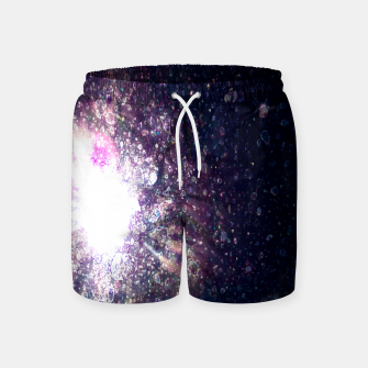 Miniaturka Galaxy Space Eye Of the Universe Swim Shorts, Live Heroes