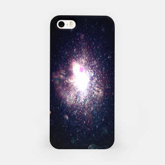 Miniaturka Galaxy Space Eye Of the Universe iPhone Case, Live Heroes