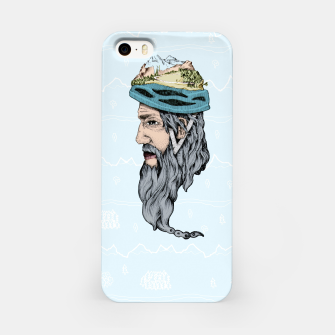 Miniature de image de Fashionable hipster king Obudowa iPhone, Live Heroes
