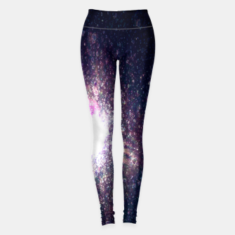 Miniaturka Galaxy Space Eye Of the Universe Leggings, Live Heroes