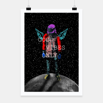 Good Vibes Only Poster thumbnail image