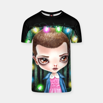Thumbnail image of Eleven T-shirt, Live Heroes