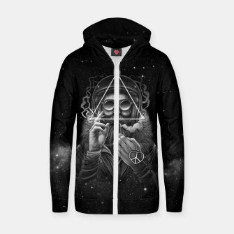 Imagen en miniatura de Winya No. 138 Cotton zip up hoodie, Live Heroes
