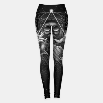 Thumbnail image of Winya No. 138 Leggings, Live Heroes
